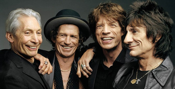 The Rolling Stones - Mick Jagger - Keith Richards - Hit Channel