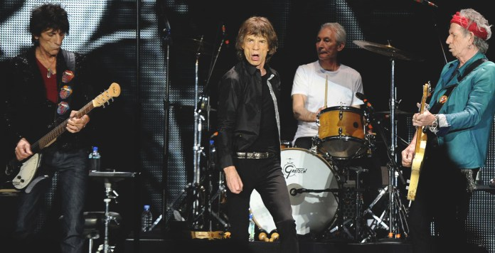 The Rolling Stones (live) - Hit Channel