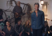 Bon Jovi - Come On Up To Our House (official video clip 2016) - Hit Channel