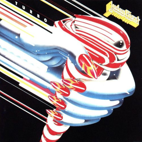 Judas Priest - Turbo (album cover 1986) - Hit Channel