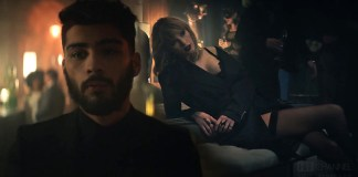 ZAYN - Taylor Swift - I Don't Wanna Live Forever (Fifty Shades Darker soundtrack - video clip) - Hit Channel
