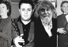 Katina Paxinou - Manos Hadjidakis - Vangelis Papathanasiou - Elia Kazan (Oscar) - Hit Channel
