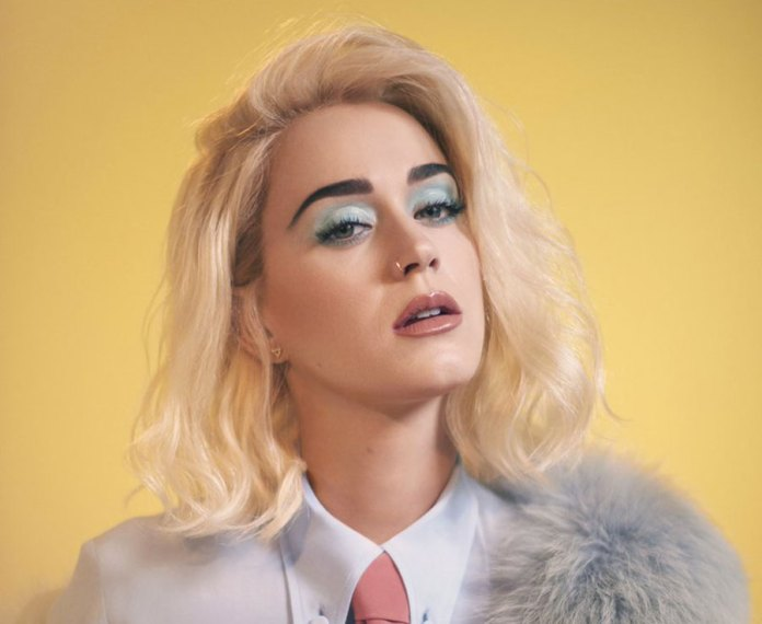 Katy Perry Chained to the Rhythm»