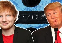"Donald Trump ""Shape Of You"" Ed Sheeran"