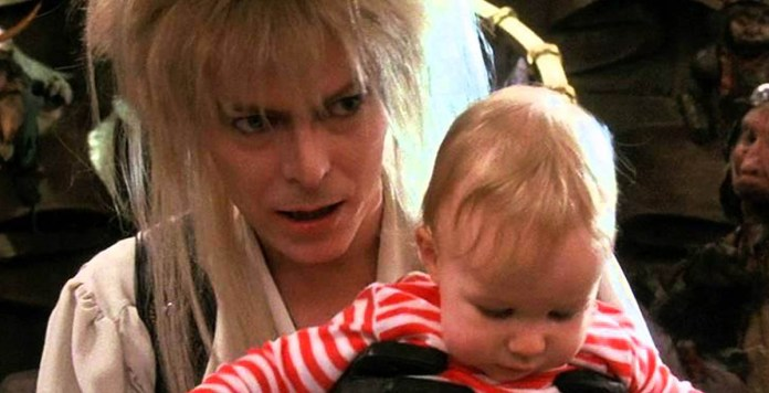 David Bowie - Labyrinth (movie) - Hit Channel