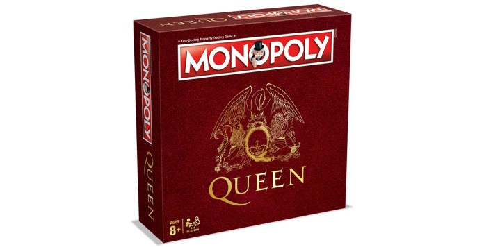 MONOPOLY: Queen edition - Hit Channel