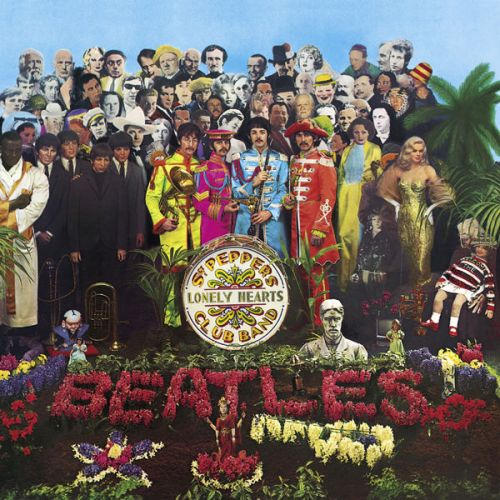 The Beatles - Sgt Pepper's Lonely Hearts Club Band (cover) - Hit Channel