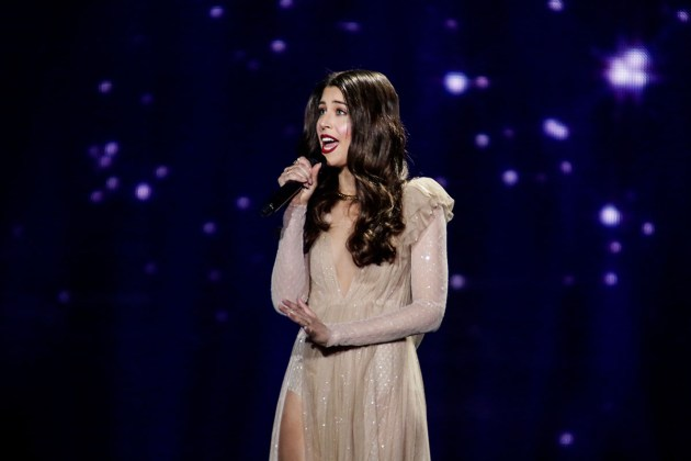 Demy - Eurovision Song Contest 2017 - Greece - 1st Rehearsal - Hit Channel