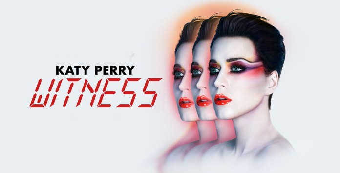Katy Perry - Witness - Hit Channel