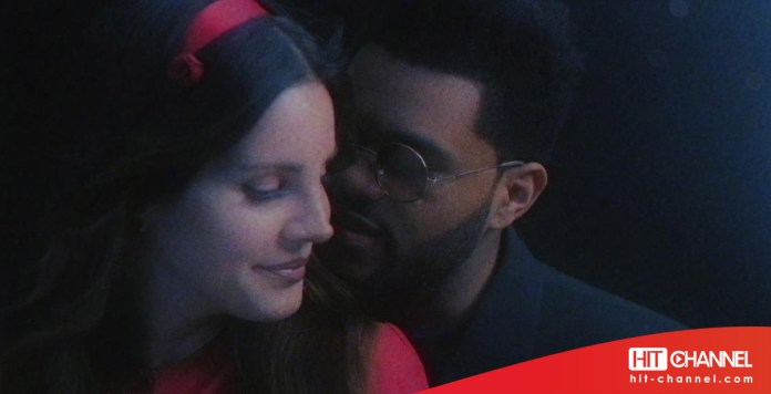 Lana Del Rey ft The Weeknd - Lust For Life (video clip) - Hit Channel