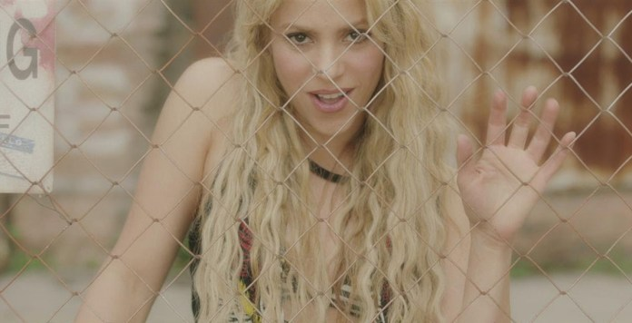 Shakira - Me Enamore (video clip) - Hit Channel