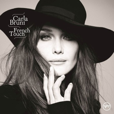 Carla Bruni - French Touch (album cover) - Hit Channel