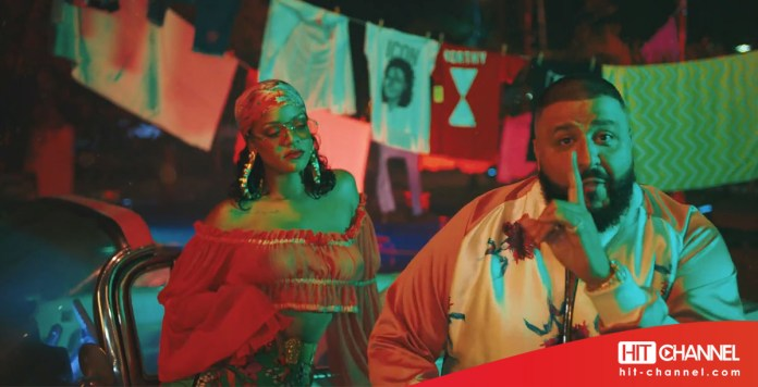 DJ Khaled - Rihanna - Wild Thoughts (video clip) - Hit Channel