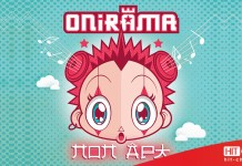 Onirama - Ποπ Αρτ (album cover 2017) - Hit Channel