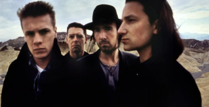 U2 - The Joshua Tree - Hit Channel
