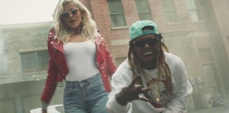 "Bebe Rexha & Lil Wayne – ""The Way I Are"" 
