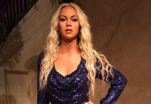 Beyonce - wax figure - Madame Tussauds - Hit Channel