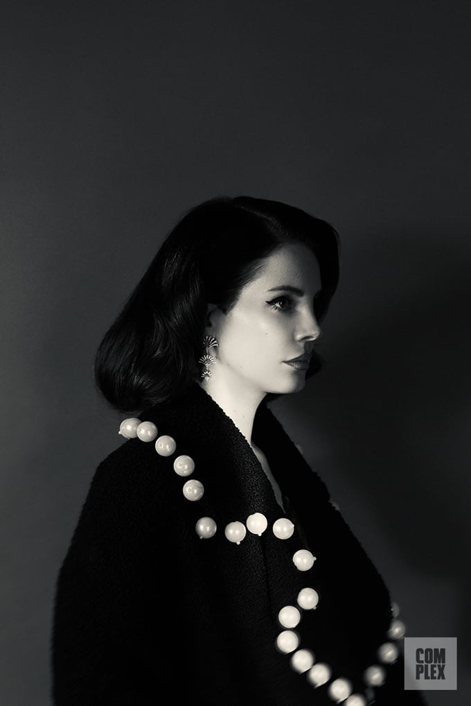 Lana Del Rey - Complex - Hit Channel