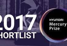 Mercury Prize - 2017 Shortlist - Hit Channel