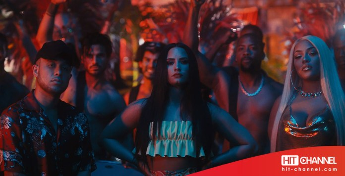 Jax Jones - Instruction ft Demi Lovato - Stefflon Don (video clip) - Hit Channel