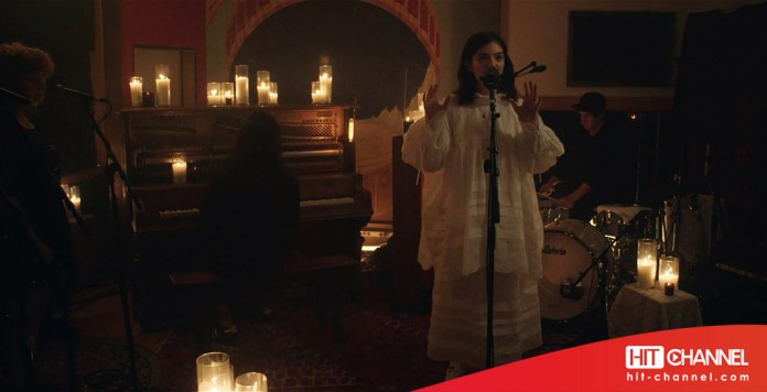 Lorde x Vevo (Melodrama) - Hit Channel