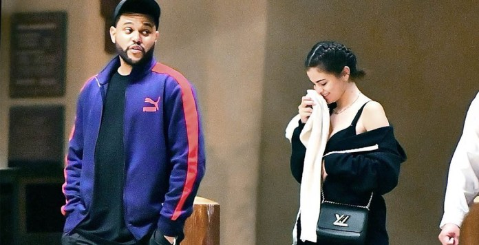 The Weeknd - Selena Gomez - Disneyland (20-08-2017) - Hit Channel
