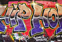 hip hop graffiti - Hit Channel