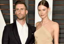 Adam Levine (Maroon 5) - Behati Prinsloo - Hit Channel