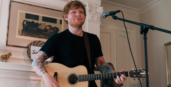 Ed Sheeran - Amnesty International - Give a Home - Hit Channel