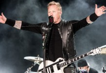 James Hetfield - Metallica - Hit Channel