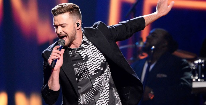 Justin Timberlake (live) - Hit Channel
