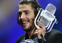 Salvador Sobral - Eurovision Song Contest 2017 - Winner - Hit Channel