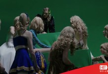 Taylor Swift - Taylor Mountain - Look What You Made Me Do (backstage) - Hit Channel