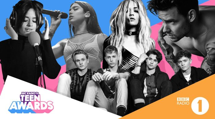 Camila Cabello - Dua Lipa - Rita Ora - Liam Payne - The Vamps - BBC Radio 1's Teen Awards 2017 - Hit Channel