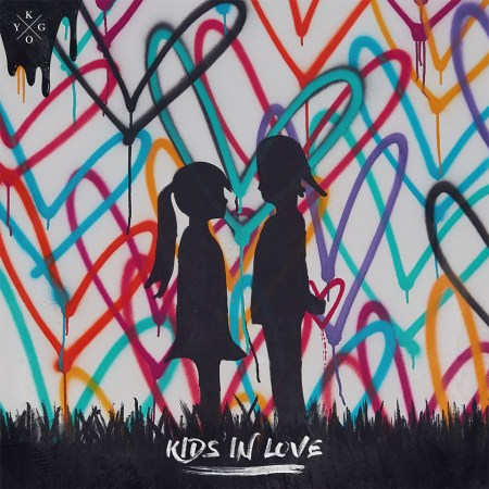 Kygo - Kids In Love (album cover) - Hit Channel