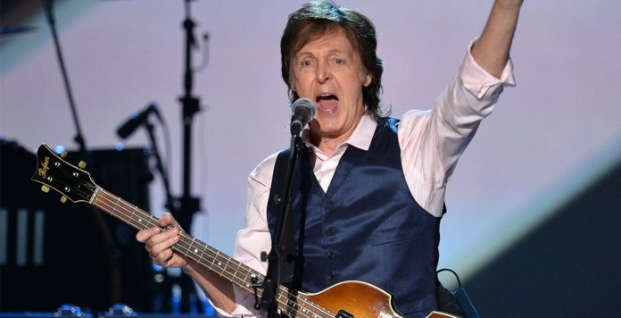 Paul McCartney (live)