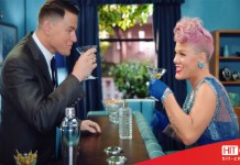 Channing Tatum - Pink P!nk - Beautiful Trauma (video clip) - Hit Channel