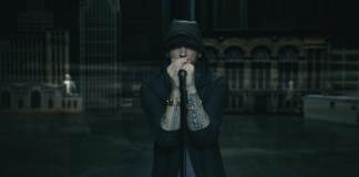 Eminem - Walk On Water ft Beyonce (video clip) - Hit Channel