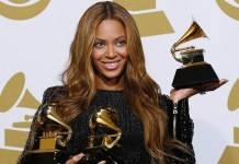 Beyonce - Grammy - Hit Channel