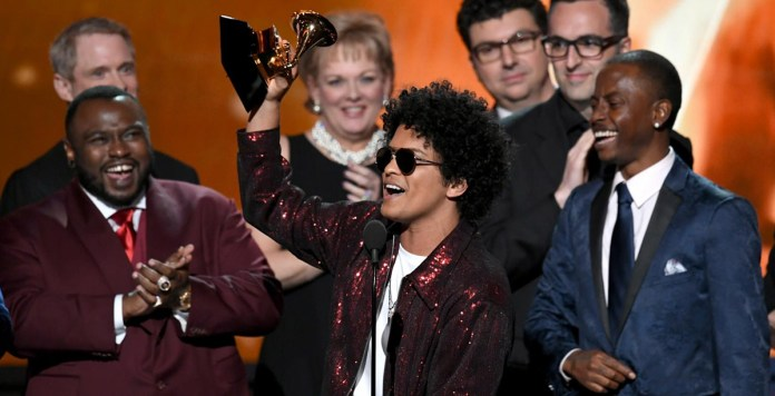 Bruno Mars - Grammy Awards 2018 - Hit Channel