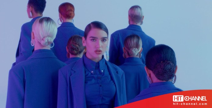 Dua Lipa - IDGAF (video clip) - Hit Channel