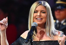 Fergie - NBA All-Star Game 2018 - national anthem - εθνικός ύμνος - Hit Channel