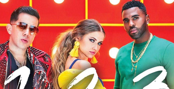 Sofia Reyes - Jason Derulo - De La Ghetto - 1 2 3 - Hit Channel