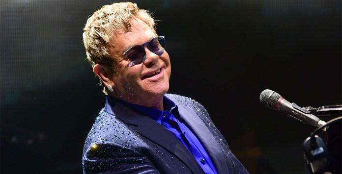 Elton John - live - Hit Channel