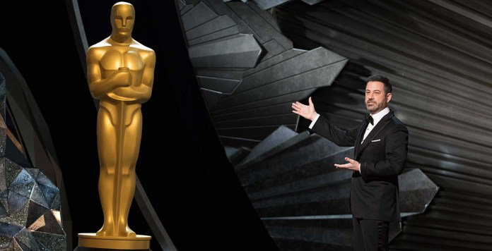 Jimmy Kimmel - 90th Academy Awards - Oscar - Βραβεία Όσκαρ 2018 - Hit Channel