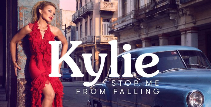 Kylie Minogue - Stop Me from Falling feat Gente De Zona - Hit Channel