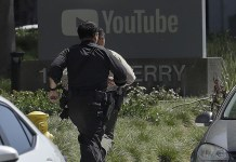 YouTube - San Bruno - shooting - Hit Channel