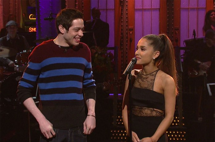 Pete Davidson - Ariana Grande - Saturday Night Live - SNL