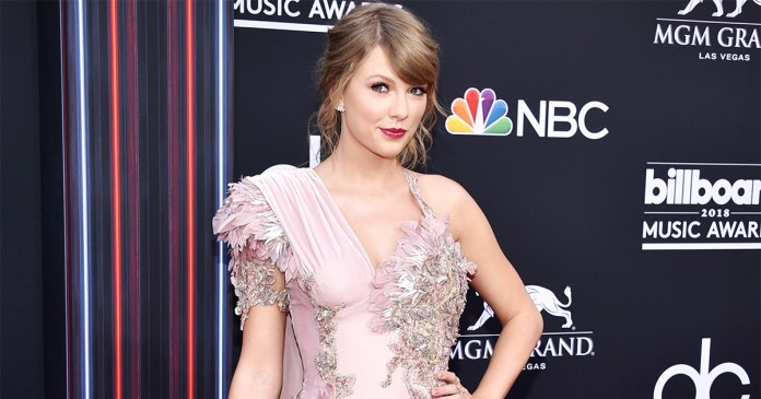 Taylor Swift - Billboard Music Awards 2018 - red carpet - Hit Channel