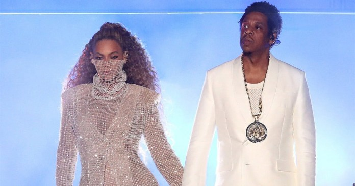 Beyonce - Jay-Z - On The Run II Tour - Hit Channel